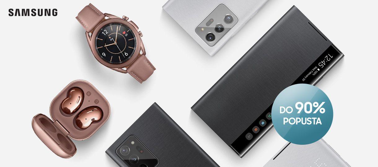 Samsung dodatna oprema za mobitele