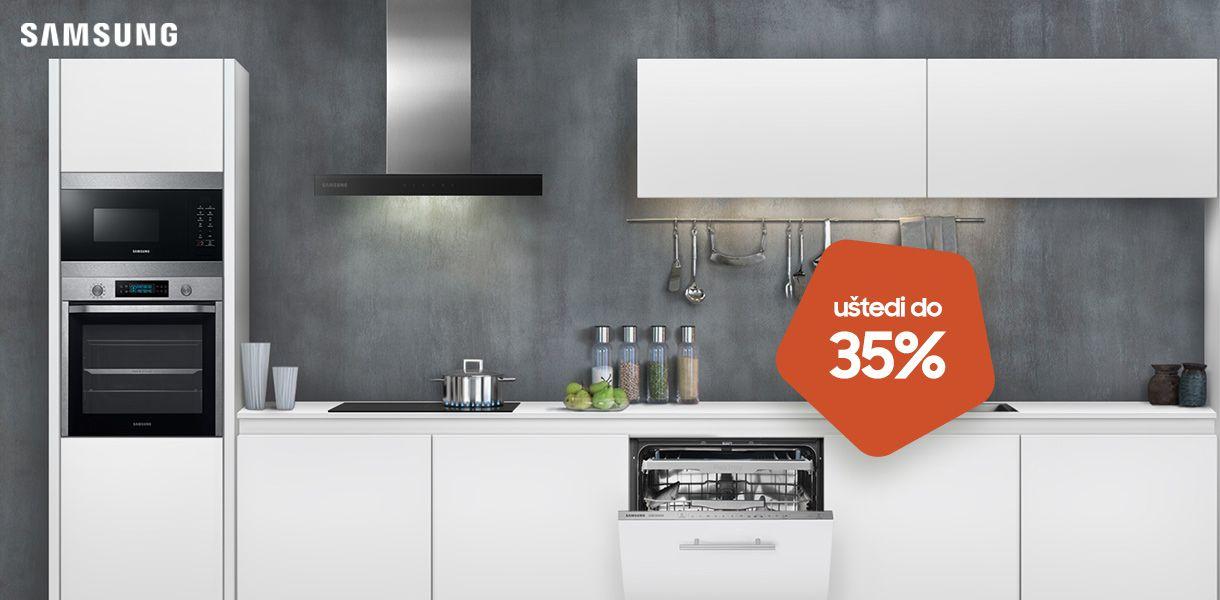 Uštedi do 35% na izdvojenim Samsung kućanskim uređajima!